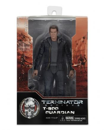 Terminator Genisys Guardian T-800 7 inch Action Figure